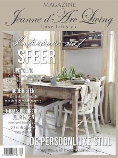 Magazine Nr 2 Jeanne d'arc Living