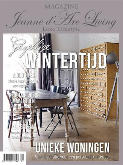 Magazine Nr 1 Jeanne dárc Living