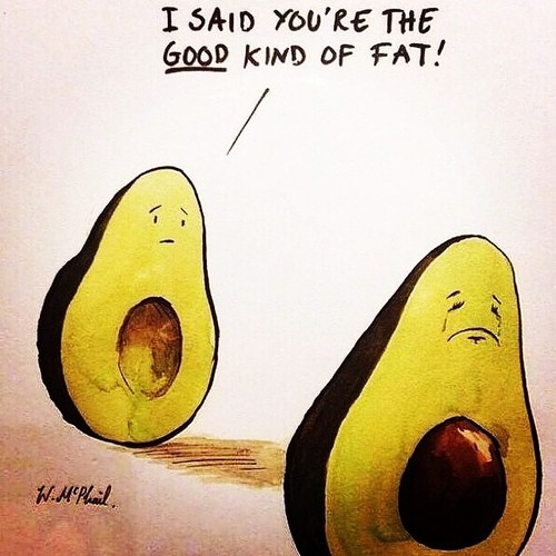 avocado joke meme