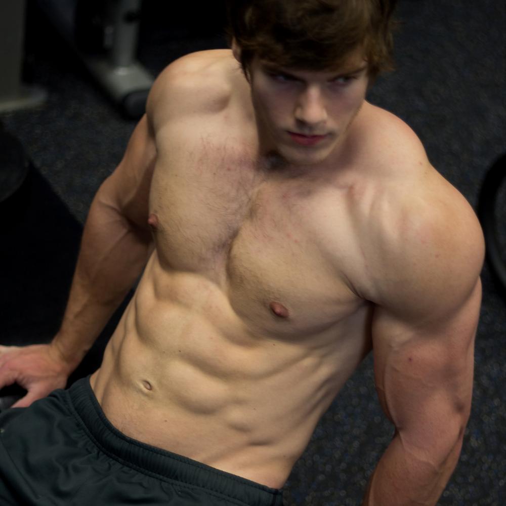 Chris Protein ab workout