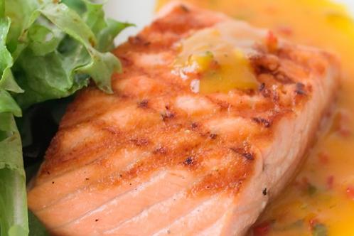 Nutritional salmon