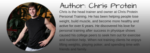 Chris Protein bio