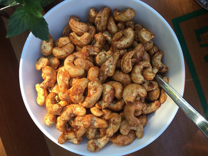 Recipe: Roasted Cashews