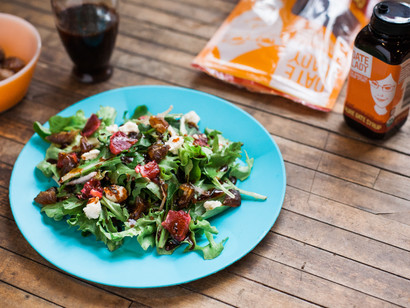 Recipe: Date Lady Salad Dressing in a Snap