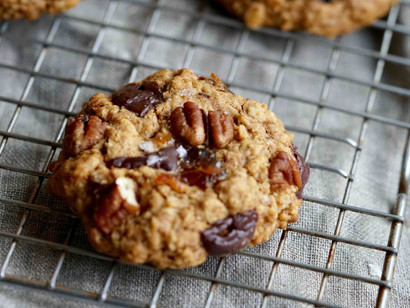 Recipe: Oatmeal Cookies by Chef Vanessa Musi