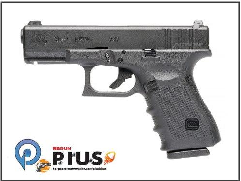 VFC/Umarex - 授權版GLOCK 19 / G19 Gen.4瓦斯動力手槍