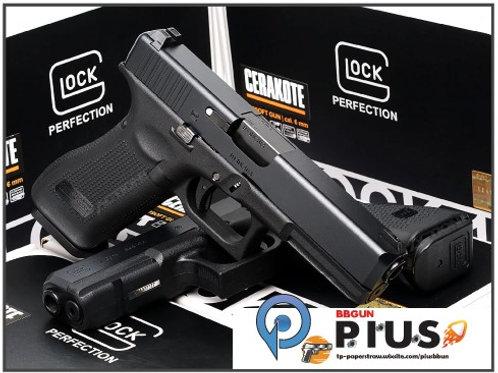 VFC/Umarex - 授權版 GLOCK 17 / G17 Gen.5瓦斯手槍 (Cerakote軍規烤漆)《Action! Custom特仕版》
