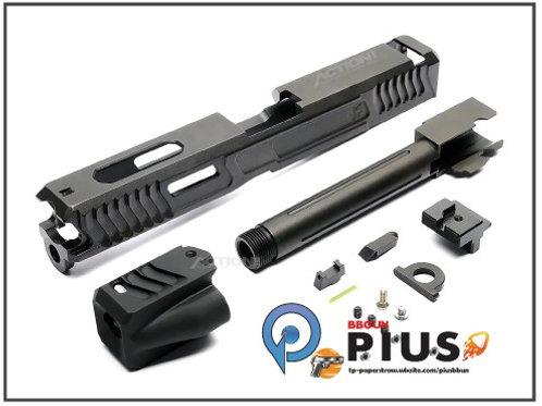 SAT - LKT樣式 鋼製滑套&外管套件組