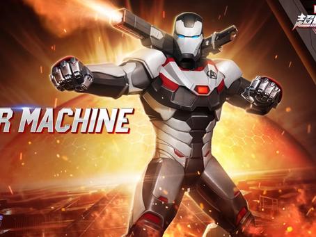 紅準NEW---《復仇者聯盟4:終局之戰》戰爭機器
