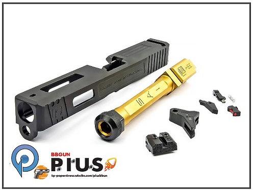 RA-TECH/EMG - SAI Tier1鋼製改裝套件組 (VFC/Umarex G17 Gen3 專用)