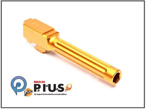 Ace 1 Arms - Marui/WE G17系列專用 專用溝槽外管 (金色)