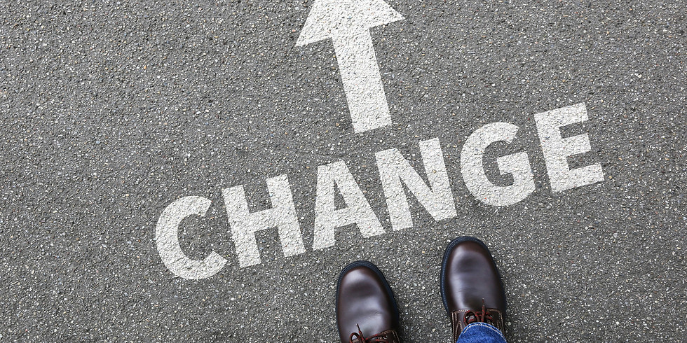Sustaining Change – Leaving a Legacy