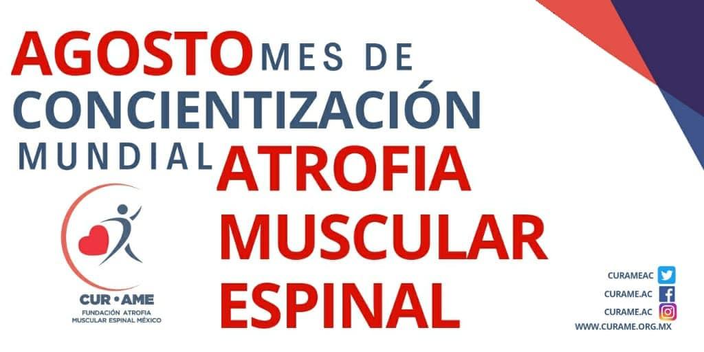 Mes de concientización de la Atrofia Muscular Espinal