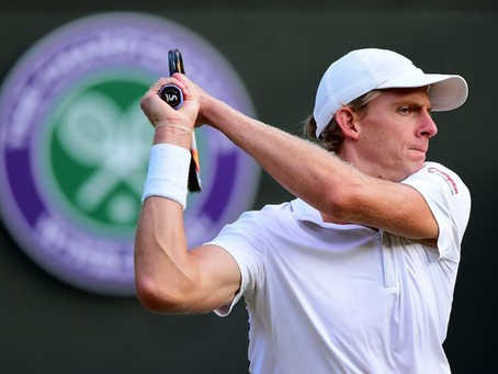 How Kevin Anderson won Wimbeldon