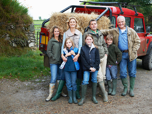 The importance of Succession Planning in the Family Business.