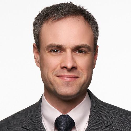 Marc Snover Headshot