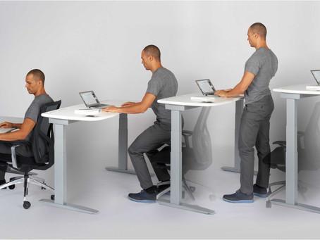 9 Benefits Of Sit-To-Stand Desks
