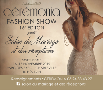 Photo salon mariage Charlevilles 2019
