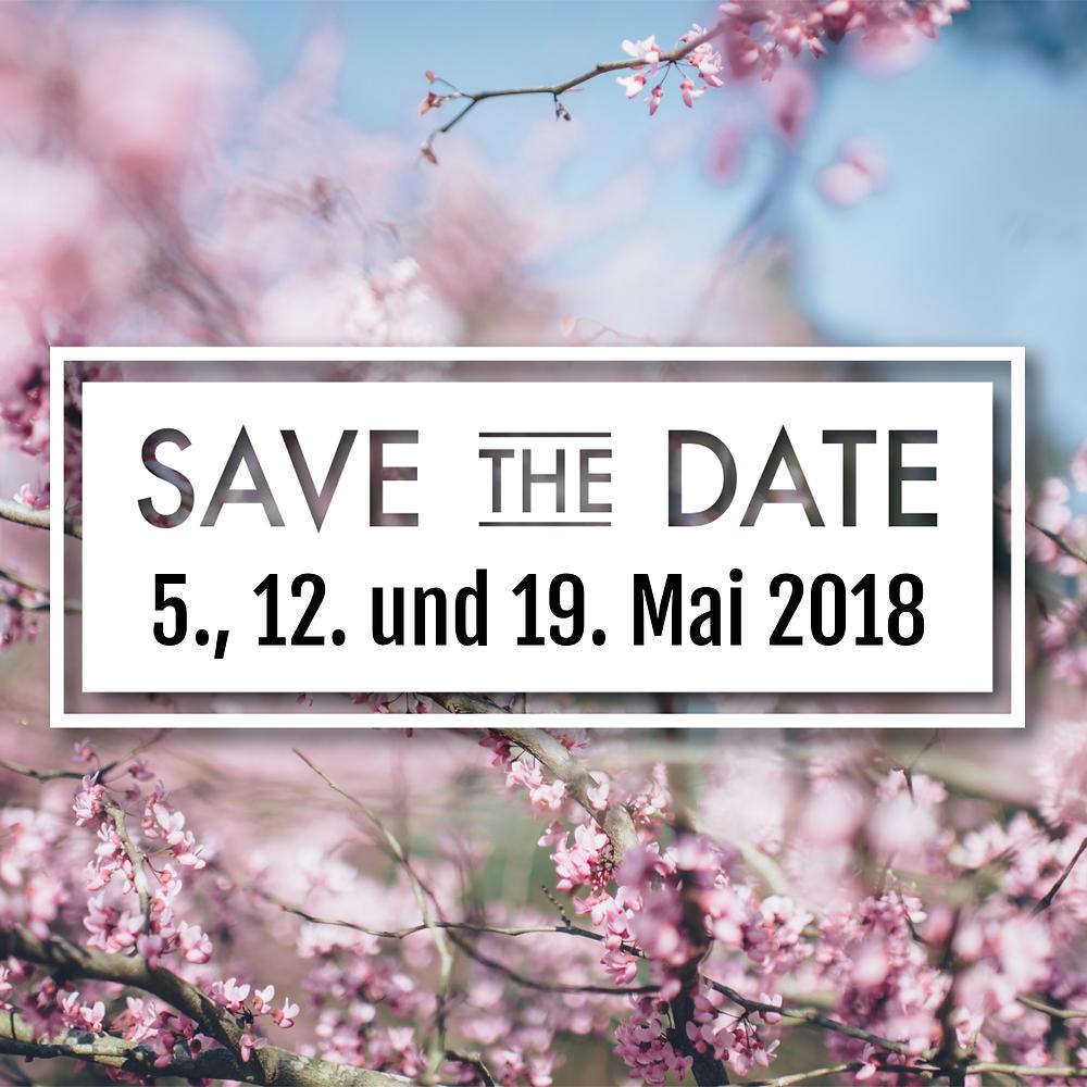HypnoBirthing-Grupenkurs 5., 12. und 19. Mai, jeweils 14:00 - ca 18:15 Uhr