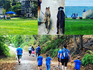Awareness Walk for GP - Bellingham, WA