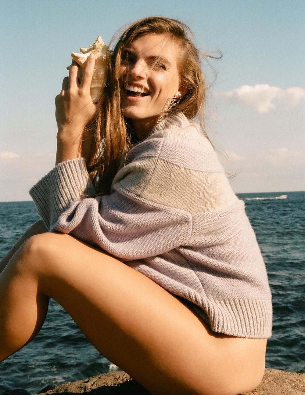 Studio Constance knitwear