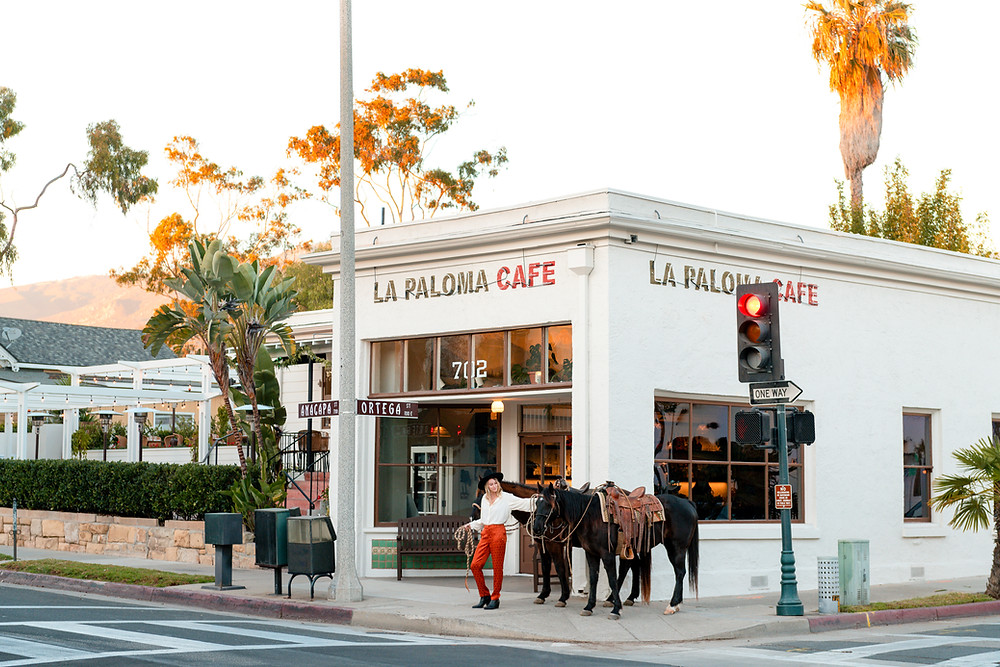 La Paloma Santa Barbara