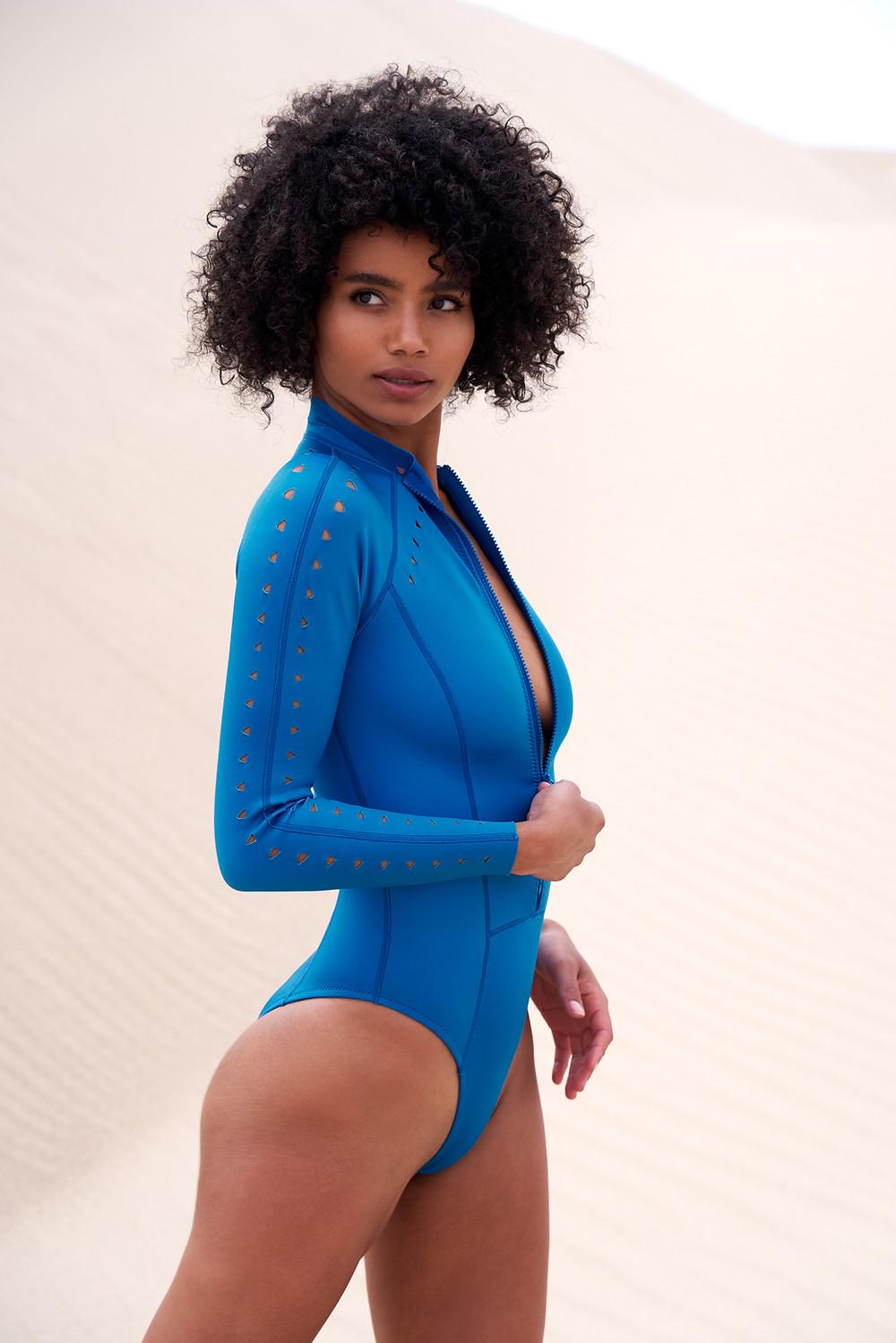 Gigi C bikinis