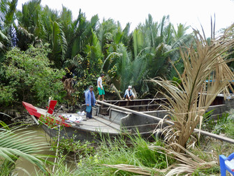 Le Sud du Vietnam par ses routes, ses marchés, ses rivières