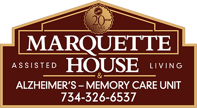 Marquette_House_Logo and MCU 20 years lo