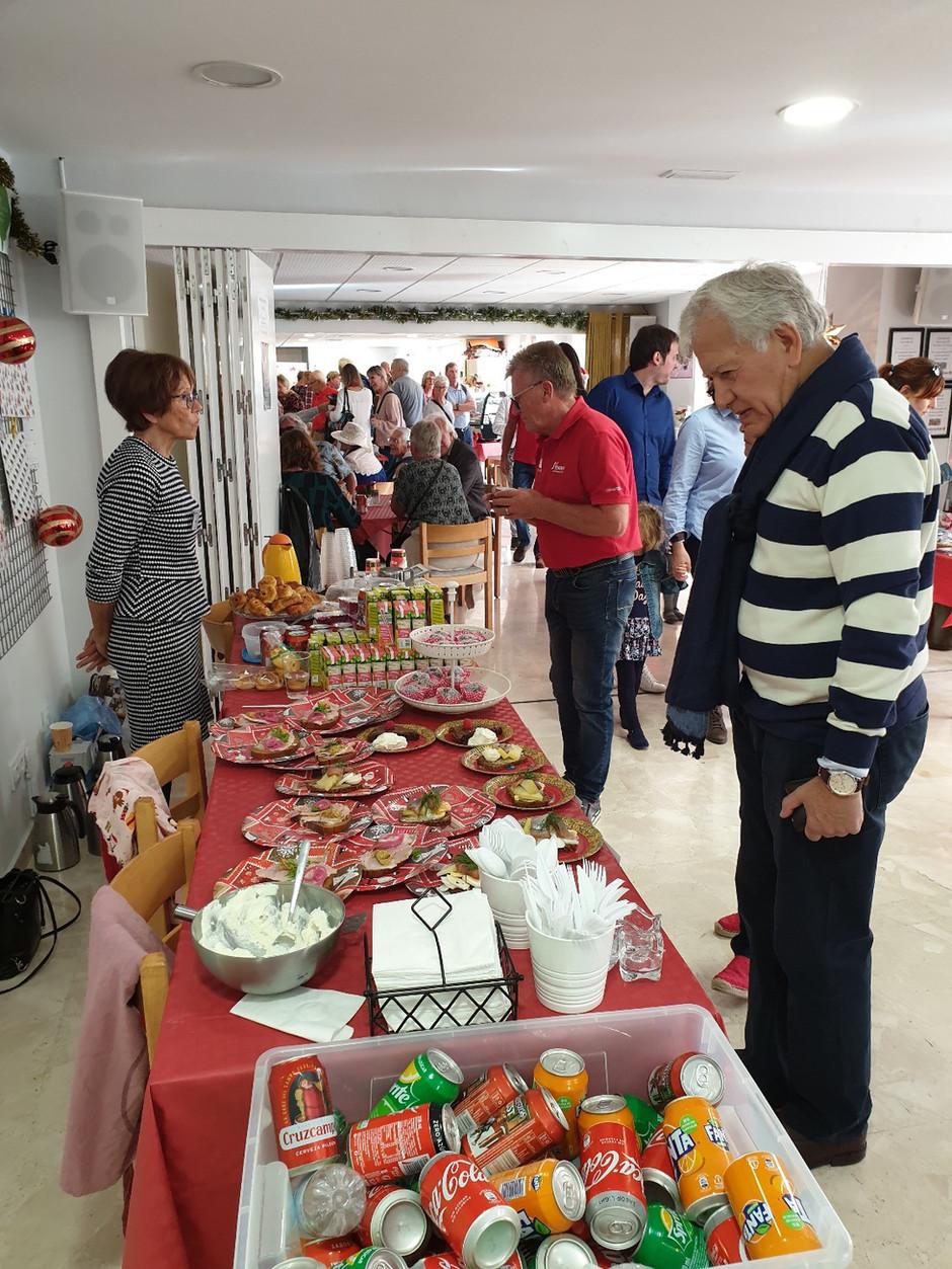 Svenska kyrkans julmarknad