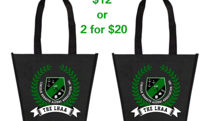 LHAA Tote Bags