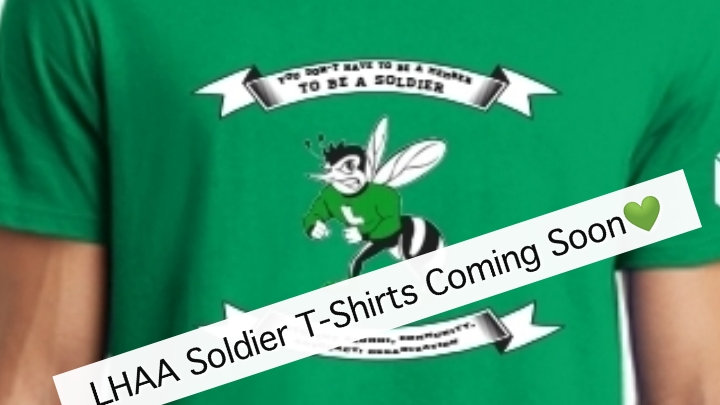 Mens LHAA Soldier T-Shirt