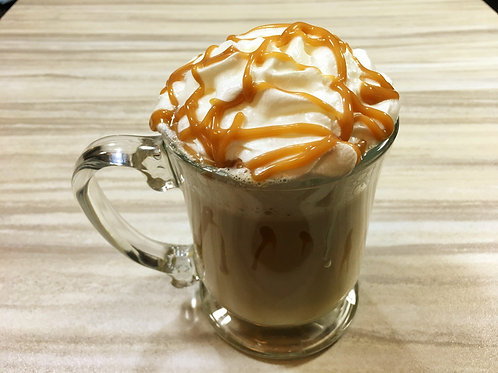 Caramel Toffee Truffle