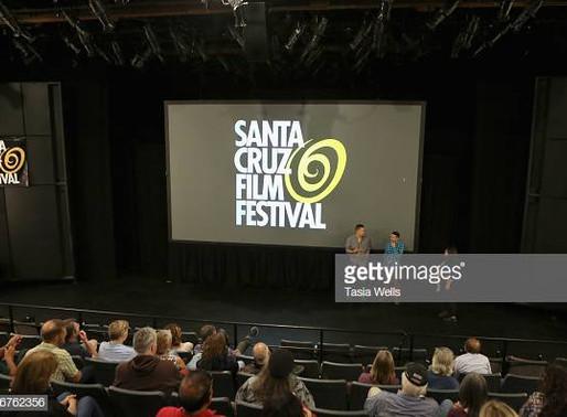 "Santa Cruz Film Festival screens ""Find Me"""