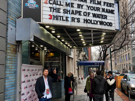 """FIND ME"" SCREENS IN THE BIG APPLE"