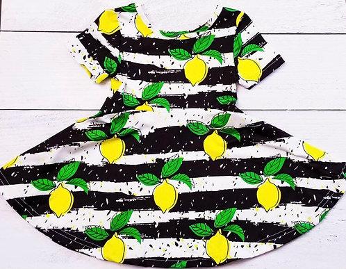 Ooh La La Lemon Dress