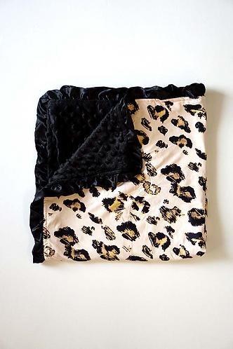 Baby Cheetah Blanket