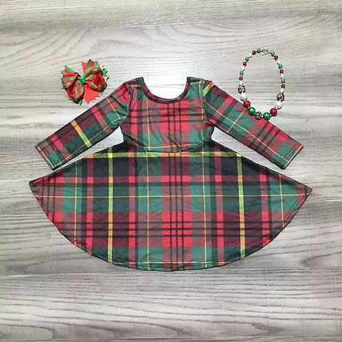 Scotch Pines Dress Set