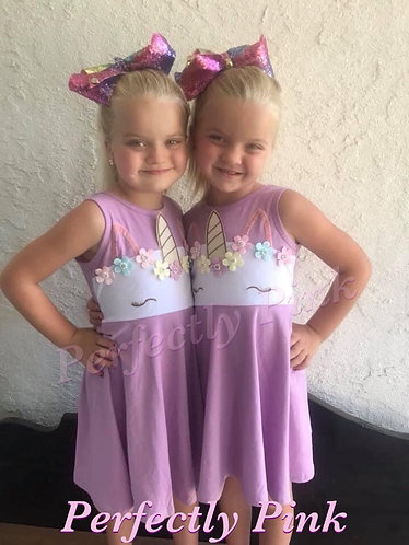 Playground Princess Unicorn Dress Preorder Ends 4/16