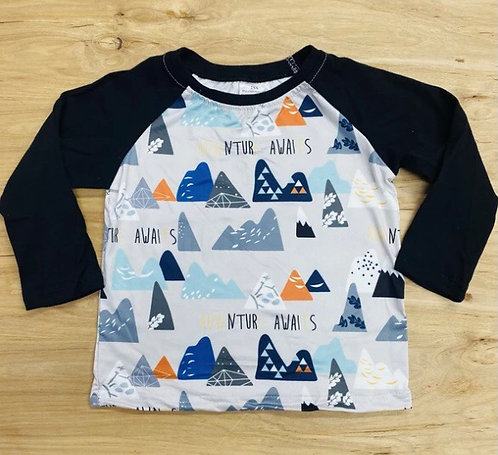 Adventure Awaits Boys Shirt