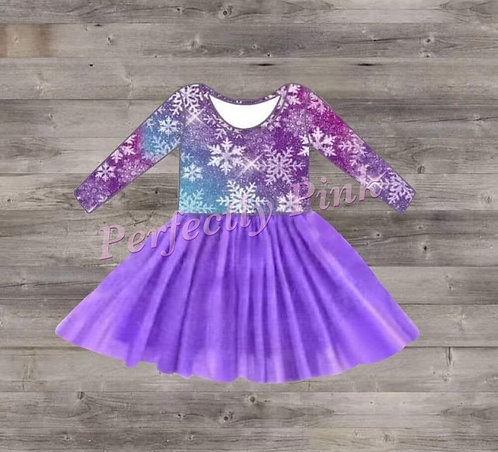 Snowflake Tulle Dress Preorder ends 7/21