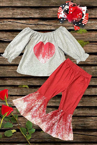 Sparkling Hearts Outfit (In Stock)