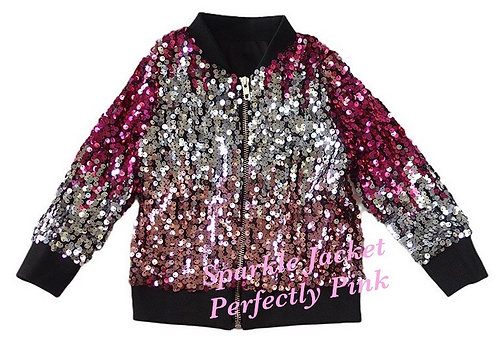Sparkle Jacket (2 Color Styles)