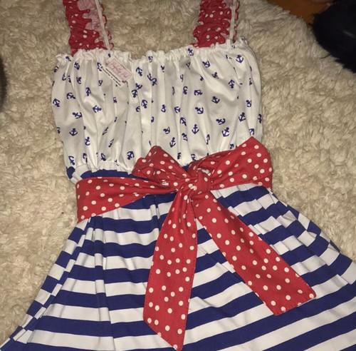 72854e275385a Sailor Girl Dress