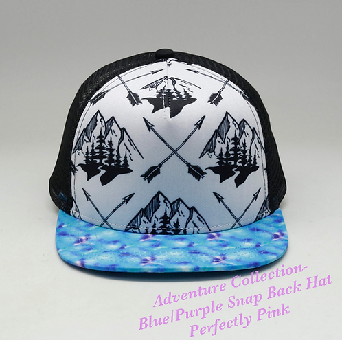 Adventure Collection - Snap BackHats