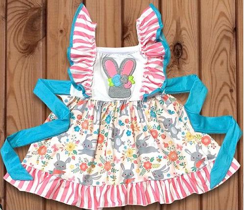 Hoppy Bunny Dress