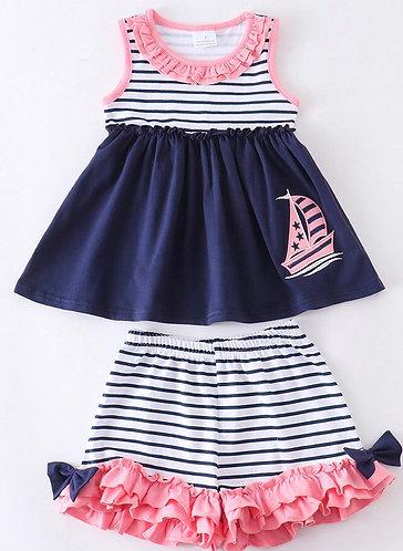 Sailing Day Short Set