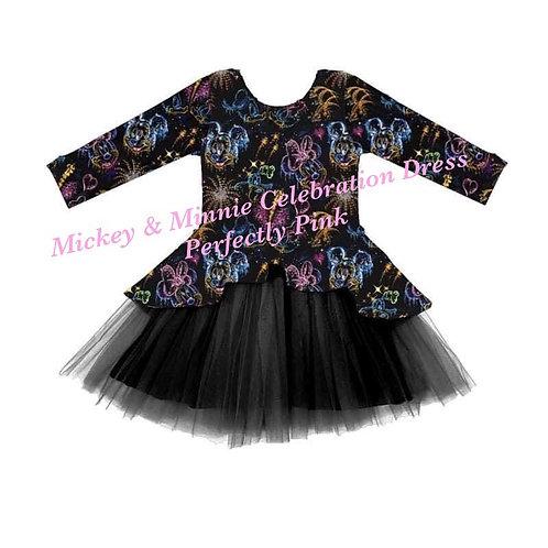 Mickey & Minnie Celebration Dress Preorder
