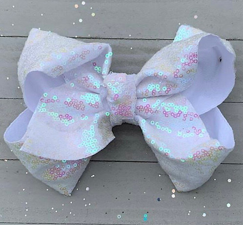 Sparkle Bows (Sequin- Many Colors)