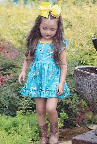 Fireflies an Dress